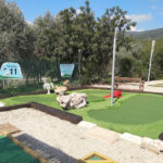 מסלול מיני גולף מחודש